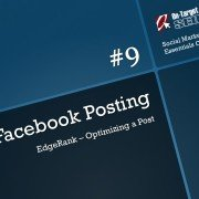 EdgeRank - Optimizing a Post