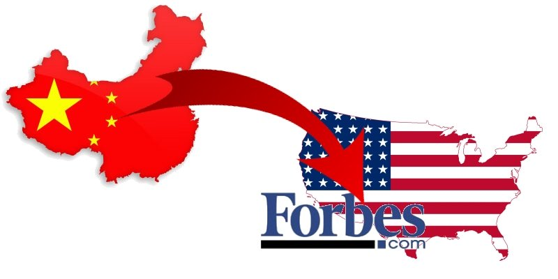 Forbes Website is Hacked by the Chinese - On-Target SEO